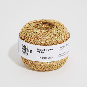 Disco down yarn(3가지 색상)