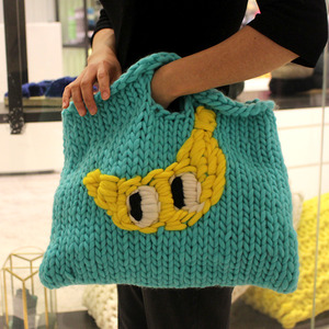 Banana Shopperbag Kit