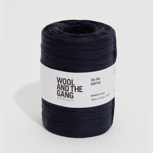 Raffia Midnight Blue