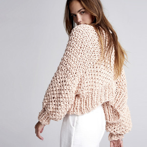 Super Cropped Cardigan Kit