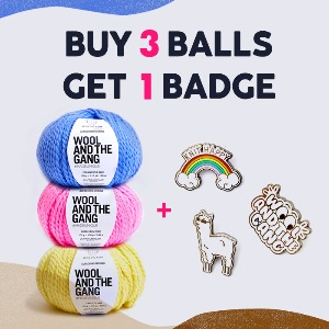[EVENT]3 balls + 1 free watg badge