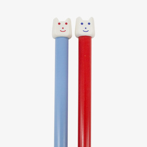 Kids smile 10mm Knitting Needle