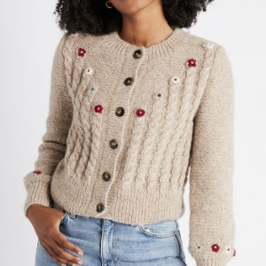 Edith Cardigan Kit
