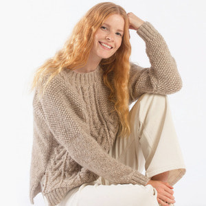 Alba sweater kit