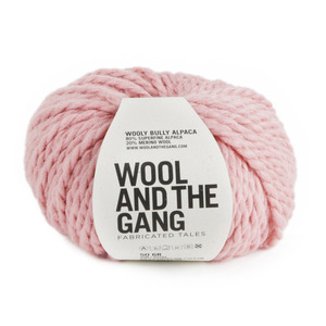 Pink Blush (Wooly Bully)