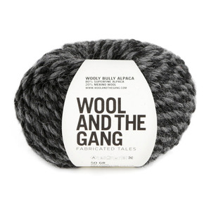 Shacklewell Grey (Wooly Bully)