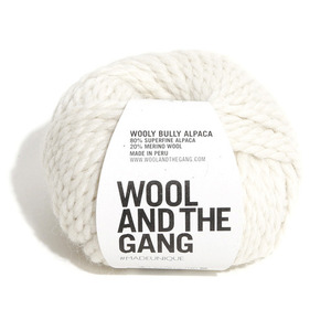 Ivory White (Wooly Bully)