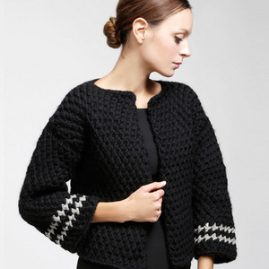 COCO JACKET_ADVANCED KNIT KIT